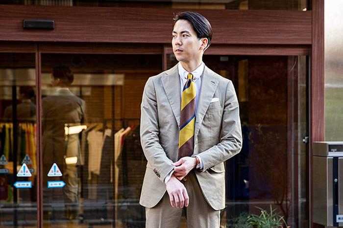 日本街拍 | 品牌公关川辺圭一郎