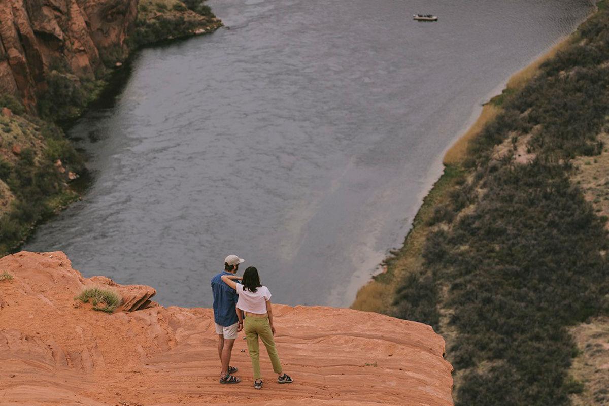 Teva 以一个诚意满满的100 周年纪念企划,致敬诞生地大峡谷国家公园