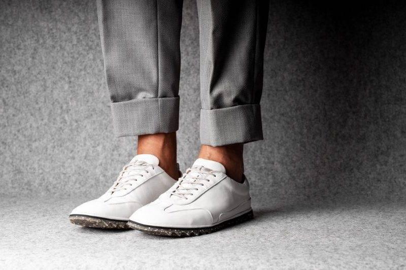 hard graft这双Old School Sneaker,值得永恒着用