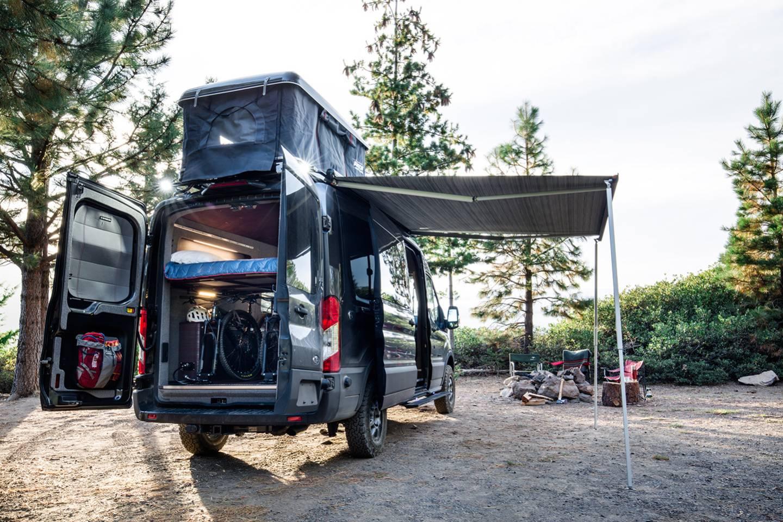紧凑型面包车如何变身媲美房车的Camper?这款Cascade是完美选择