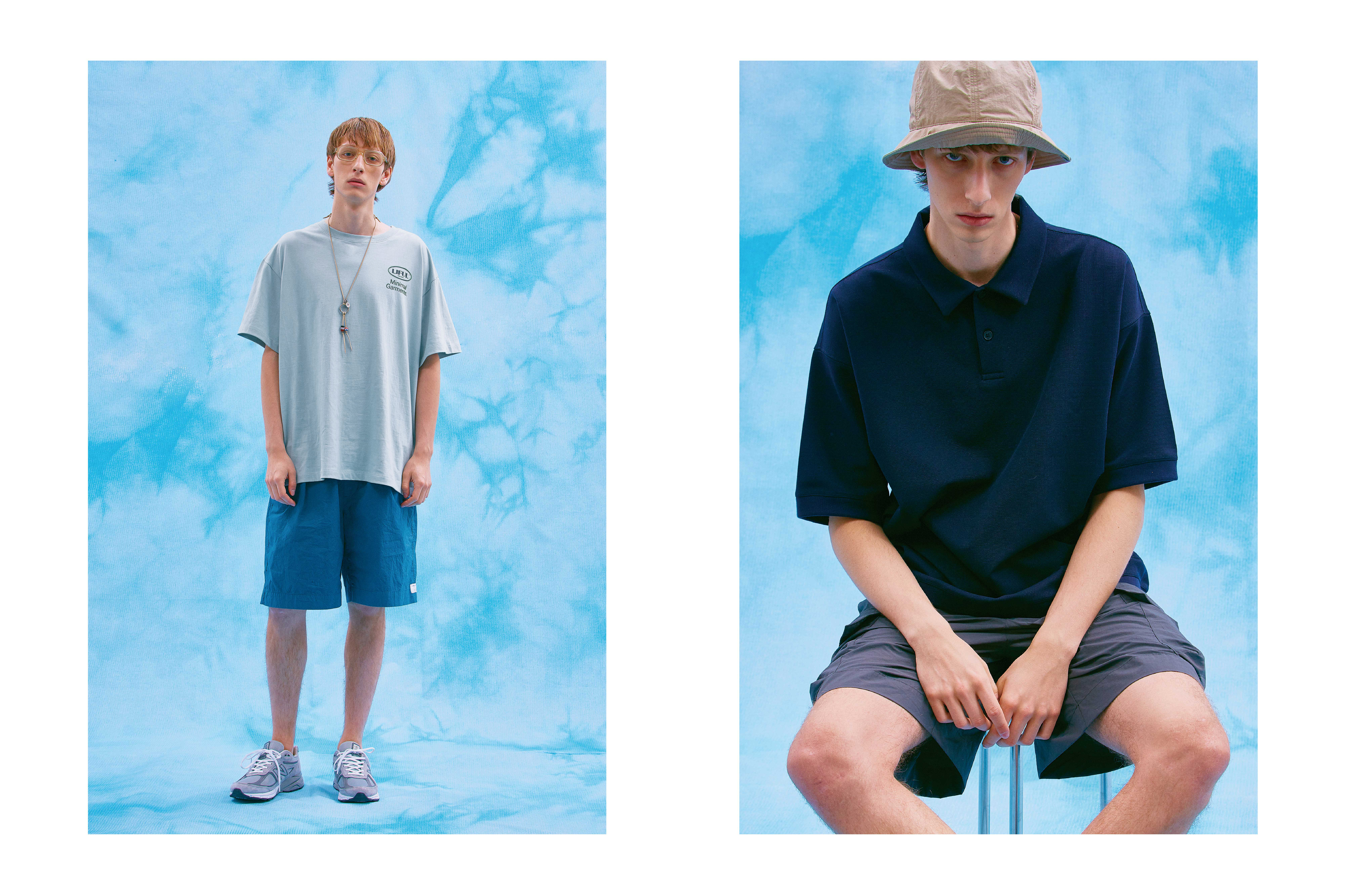 丰富你的夏日衣橱,LIFUL MINIMAL GARMENTS 2019 夏季系列