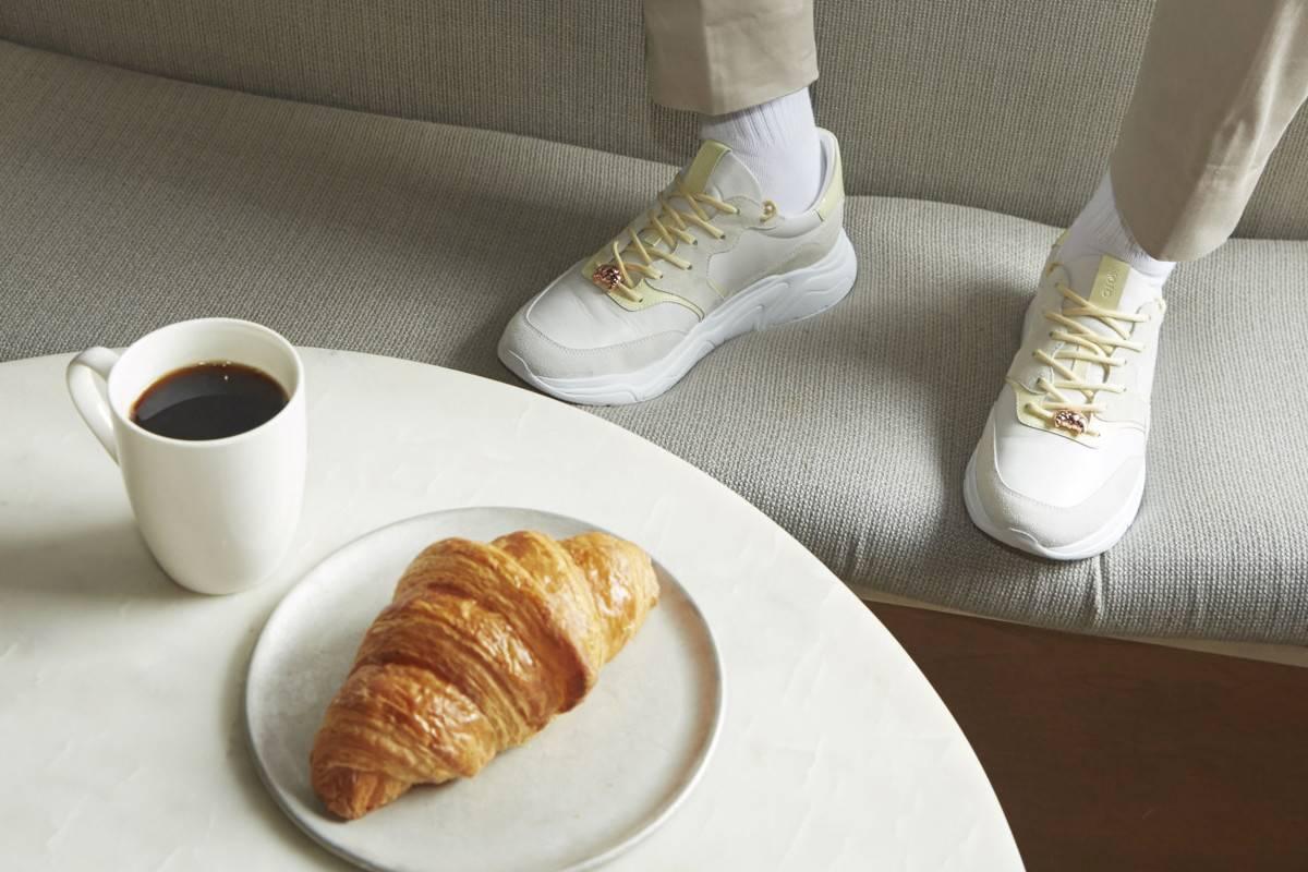 Koio x Dominique Ansel Avalanche:一个有关法式可颂变成球鞋的故事