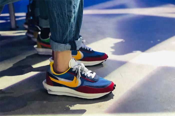 Nike x Sacai创新复古跑鞋发售在即,各路达人抢先上脚搭配