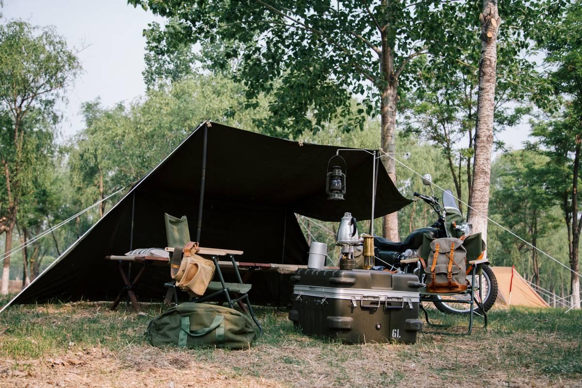TERRI野餐会:带上这些复古装备,来场风格露营
