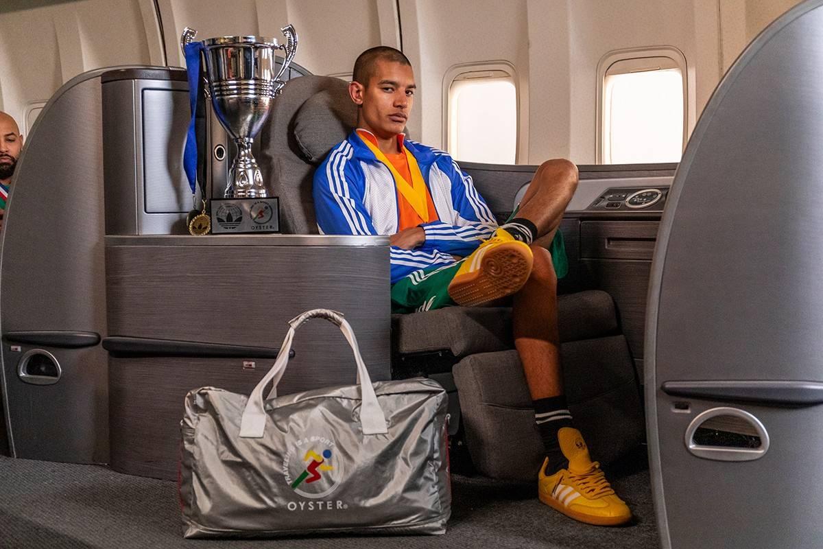 展现经典运动装的时髦面,adidas Originals x Oyster Holdings全新合作系列