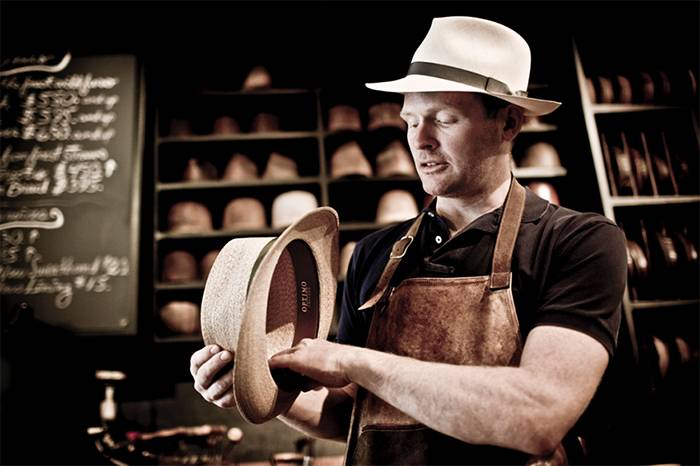 这可能是最完整的全球经典男帽品牌集合