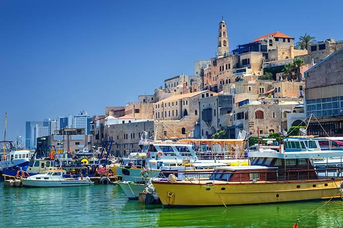 一定要去的以色列城市,地中海边的人间乐园:特拉维夫