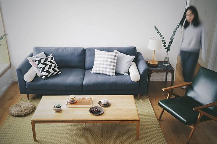 一个人也要会生活,温馨舒适的家是生活的前提