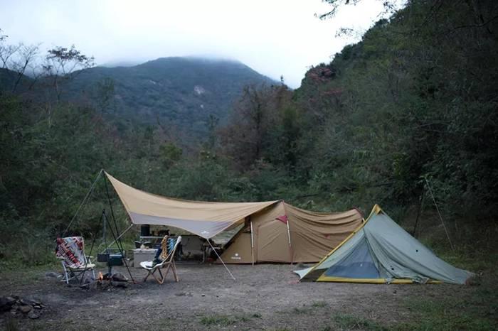 Camping 72小时, 我们收获了一份野外