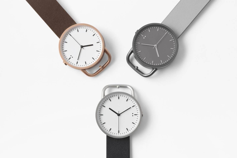 nendo旗下手表品牌发布新款腕表,有着与众不同的佩戴方式