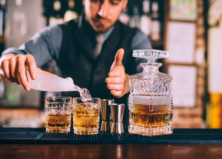 威士忌到底加什么,求求你放过我这个选择困难症吧!