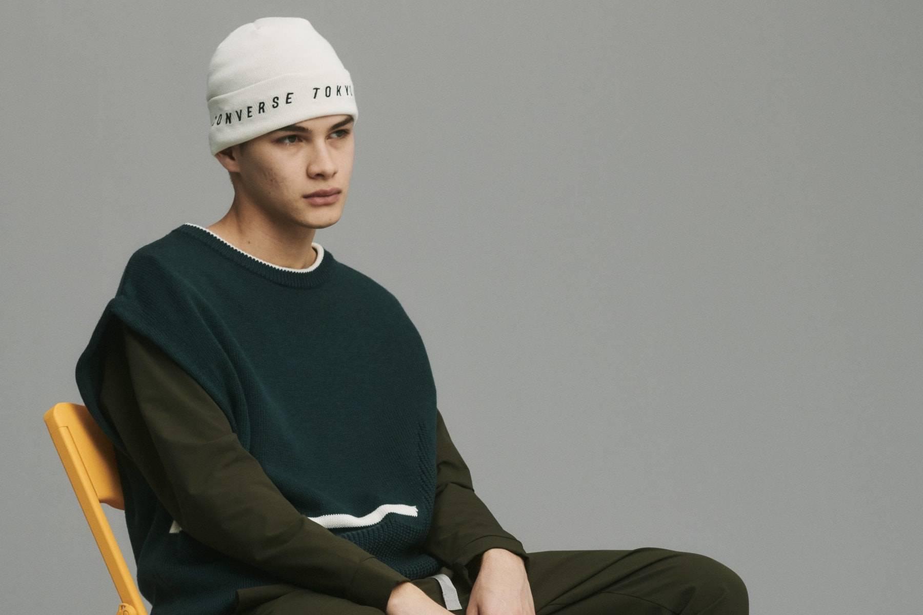 CONVERSE TOKYO 2019 秋冬型录:缤纷简约低调洗练,无愧最酷服装线
