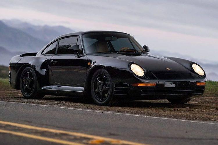 Porsche 959 Komfort Special Wishes:完整性极高的罕见复古车款