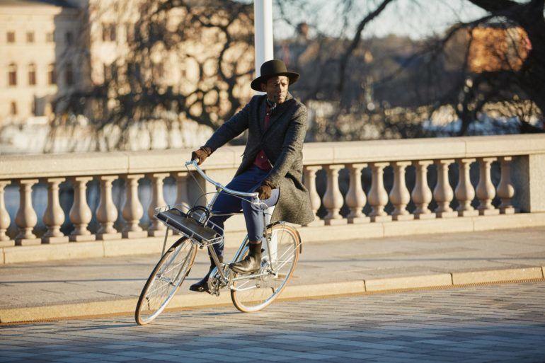在寻找一架城市单车?来自瑞典的BIKEID或许就是你的理想型