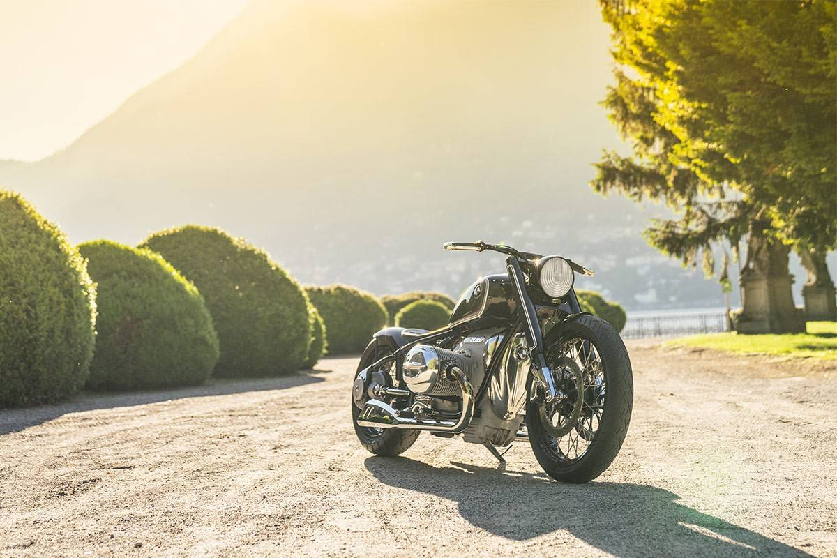 当事物回归本质,BMW Concept R18将这一份纯粹幻化为一种永恒之美