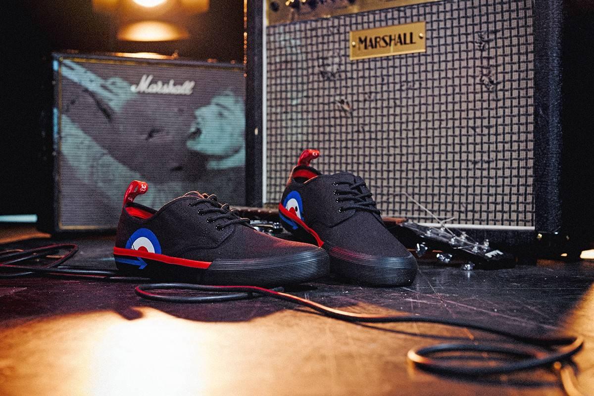 致敬传奇摇滚乐队The Who,Dr. Martens推出特别系列鞋款