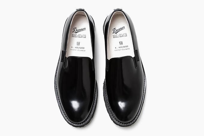 美国波特兰户外靴先驱Danner与日本知名设计师品牌联名鞋款