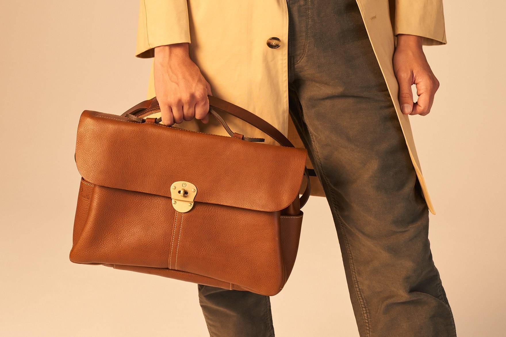 适合通勤的法产手工包袋,还有比BLEU DE CHAUFFE更适合的吗?