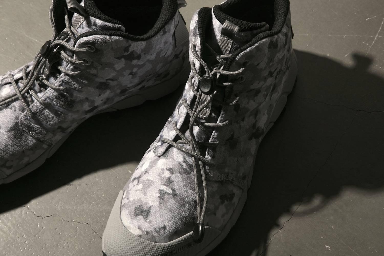 foot the coacher联合inov-8推出别注款,想让你穿着它去征服自然