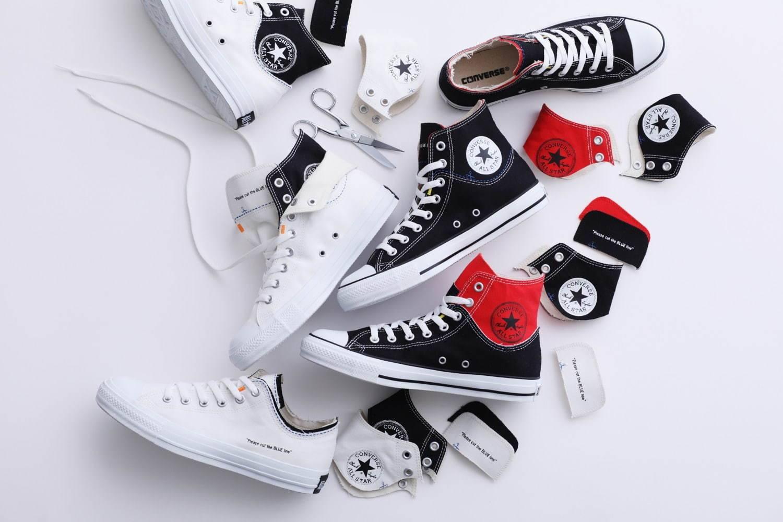 CONVERSE JAPAN又出尖货,助你轻松定制个性化球鞋