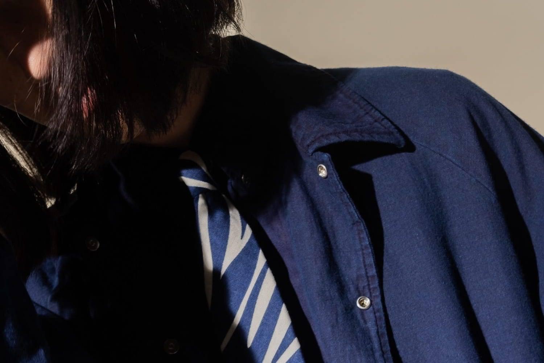 顶级蓝染工艺的熨帖感,BLUE BLUE JAPAN 2020 春夏系列