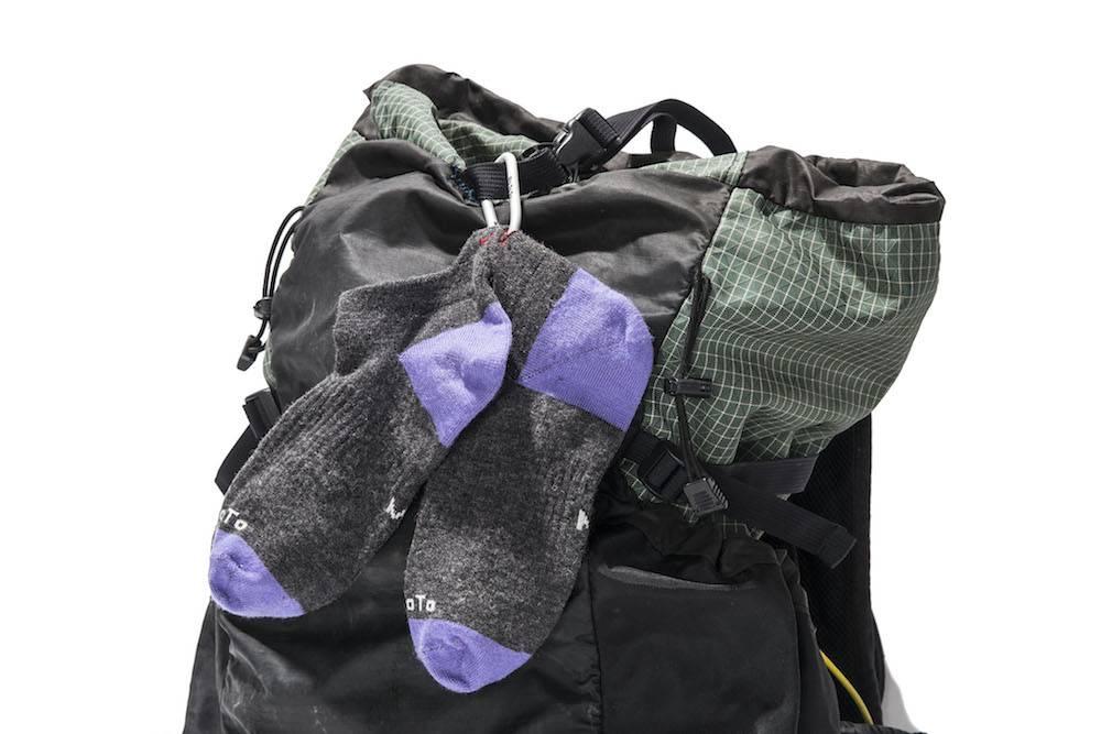 RoToTo推出针对户外环境的新袜款系列,让你再也不怕袜子变湿