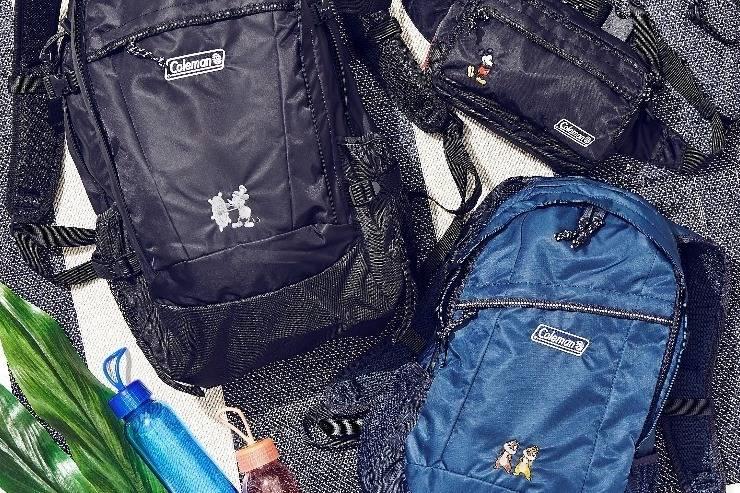 户外用品也可以很可爱,Coleman x ©Disney推出合作包袋系列