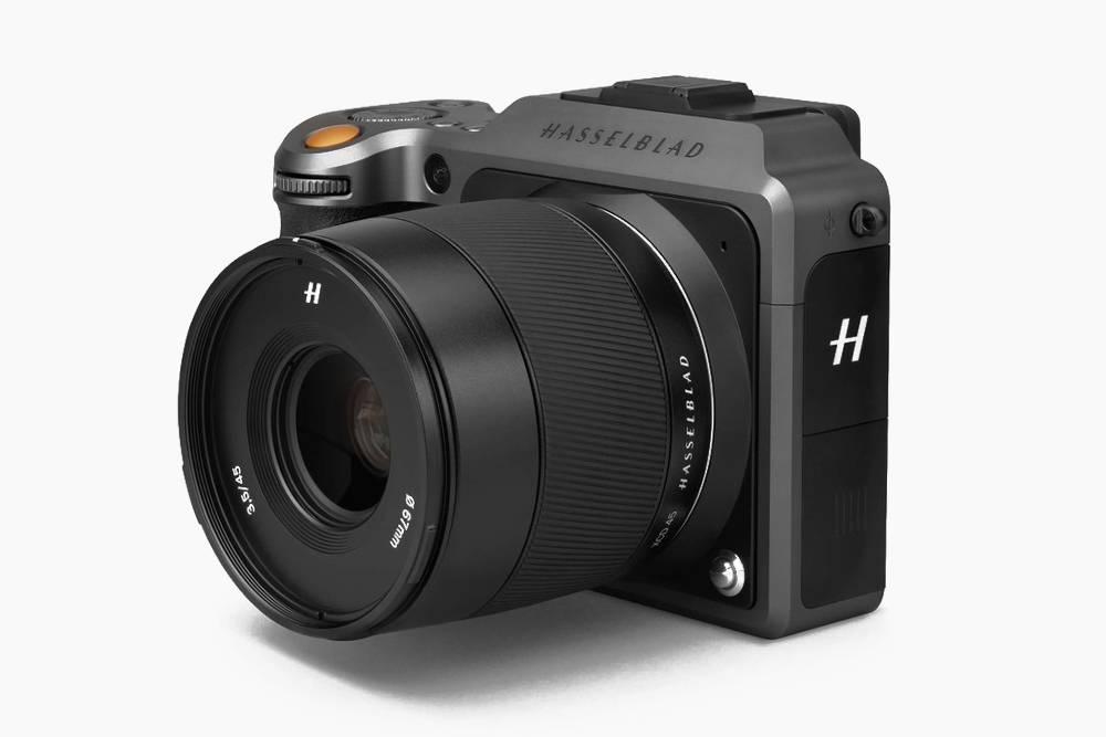 不可错过的性价比之选,哈苏推出高端中画幅相机X1D II 50C