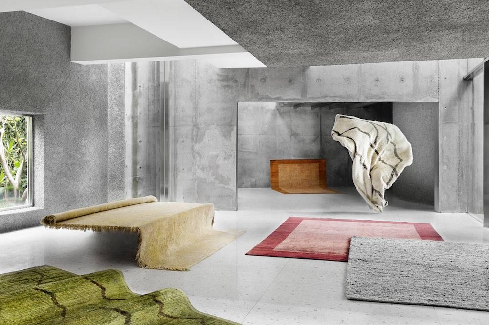 兼具传统韵味与摩登风格,这个来自澳大利亚的地毯品牌非常不错