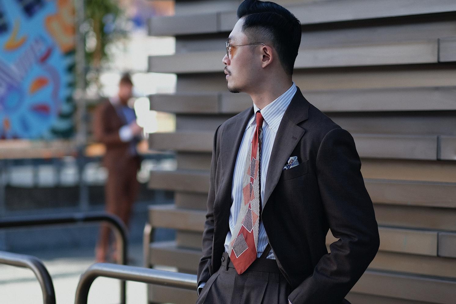 我们专程去Pitti Uomo问了问,精致绅士夏日应该如何穿搭?