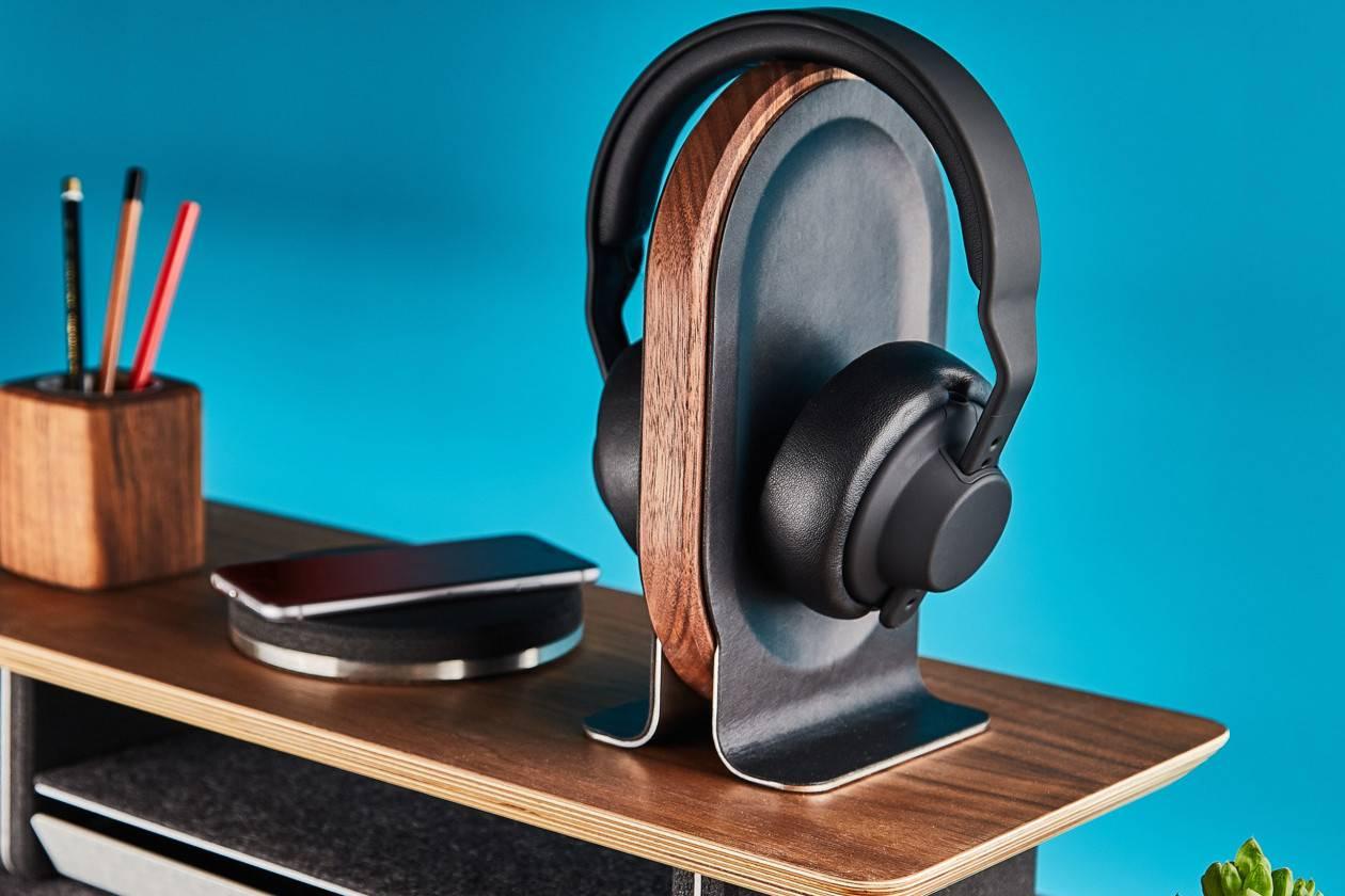 头戴式耳机如何存放才显仪式感?让这款支架告诉你答案