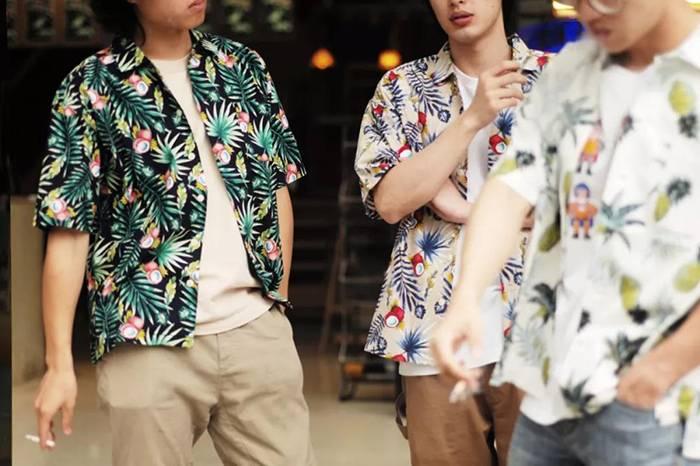 好物推荐 | 只有穿上夏威夷衬衫,才是对夏天的尊重