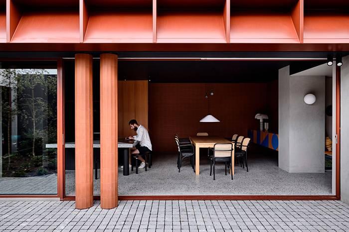 这个墨尔本建筑团队只打造专属现代主义的美学空间