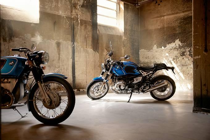 横跨五十年的独创经典设计,BMW Motorrad推出特别纪念款摩托车