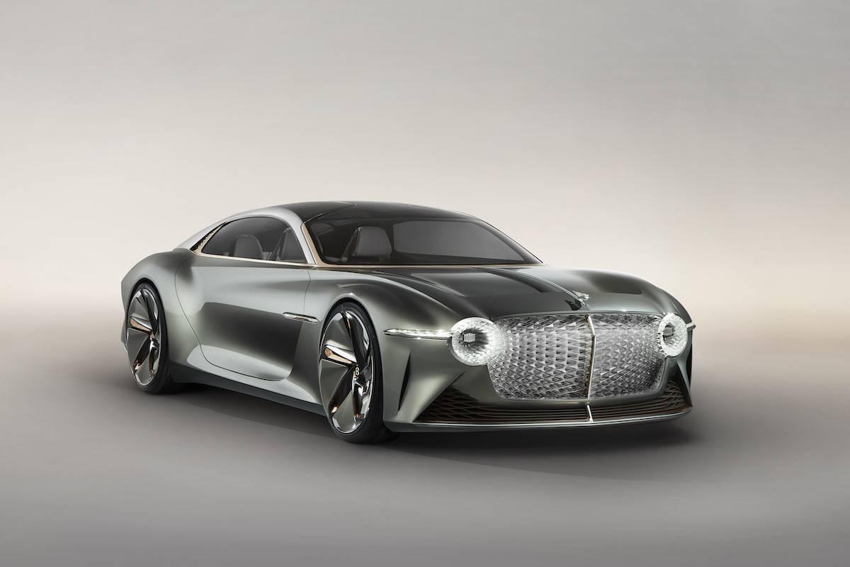 庆贺百年诞辰,宾利宣布推出EXP 100 GT概念车款