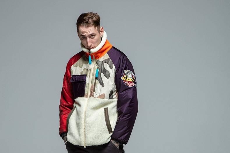 保护环境的其中一条有效途径,就是穿上Woolrich x Griffin的衣服