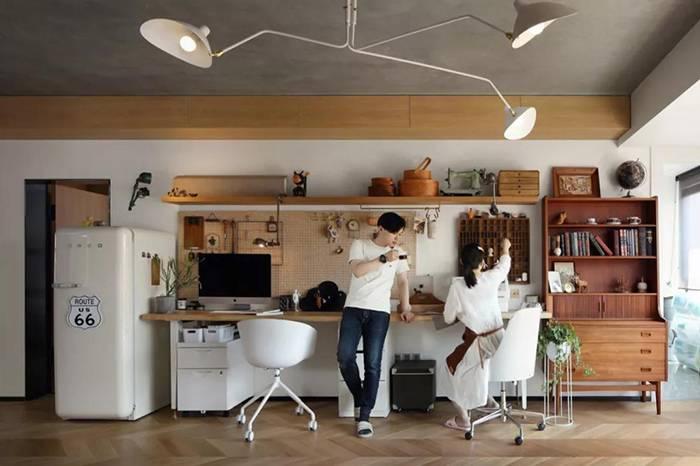 这位南京设计师的家中夹杂着关于喜怒哀乐的生活美学