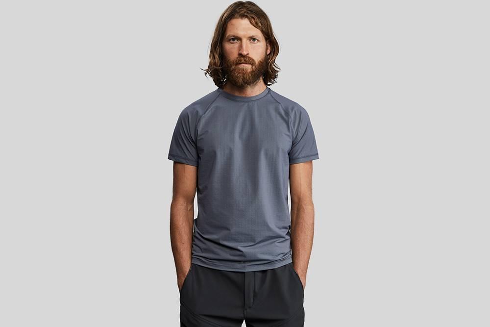 Vollebak再推创新户外服装,这次是一件比钢铁还要强韧5倍的T恤