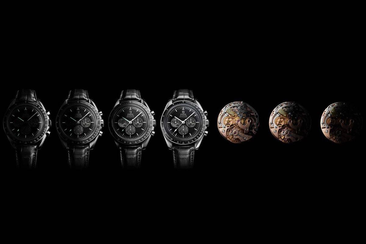 纪念Apollo 11登陆月球50周年,Omega推出新版Speedmaster月球表