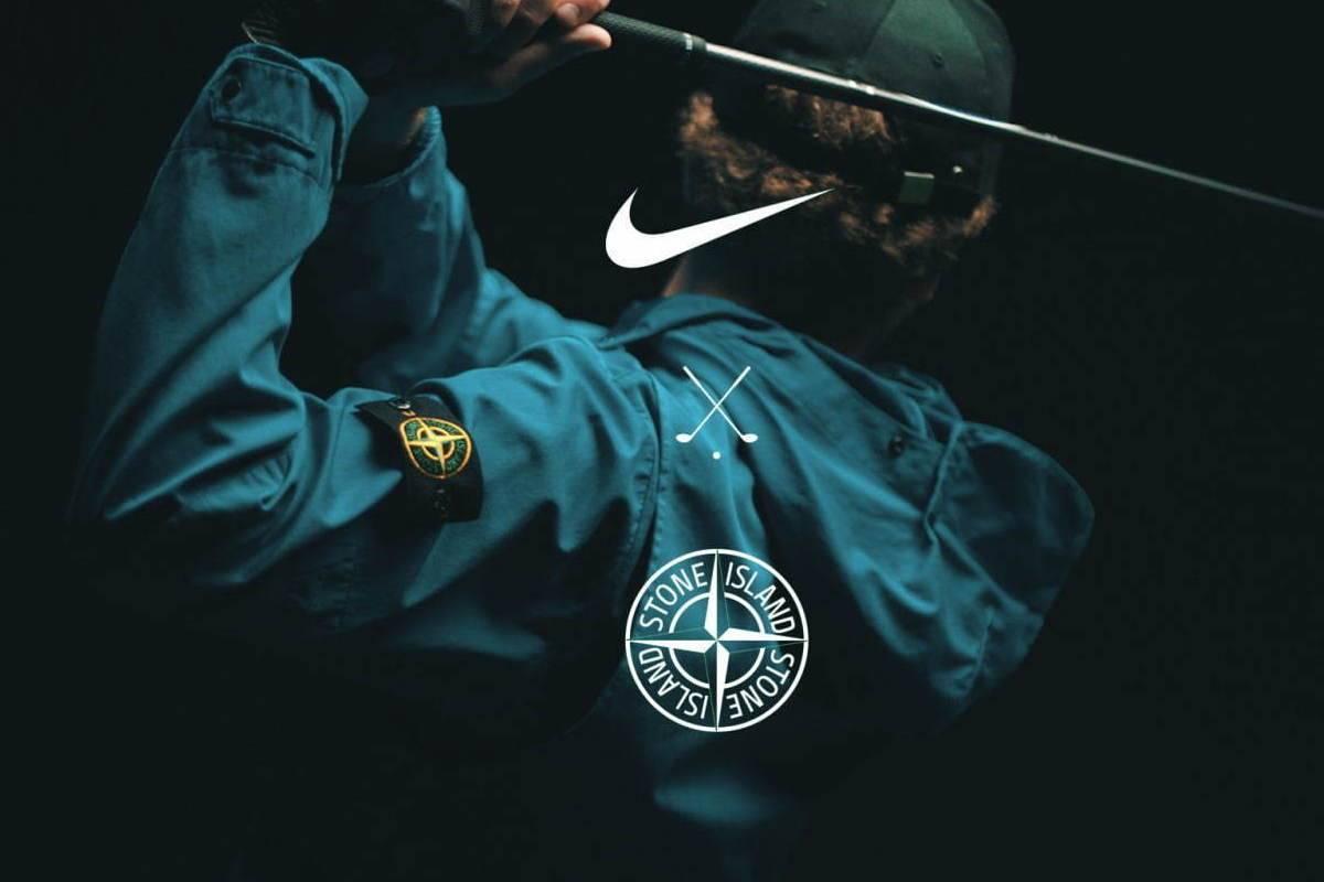 打造优异性能高尔夫球服,Stone Island x Nike Golf重磅联名