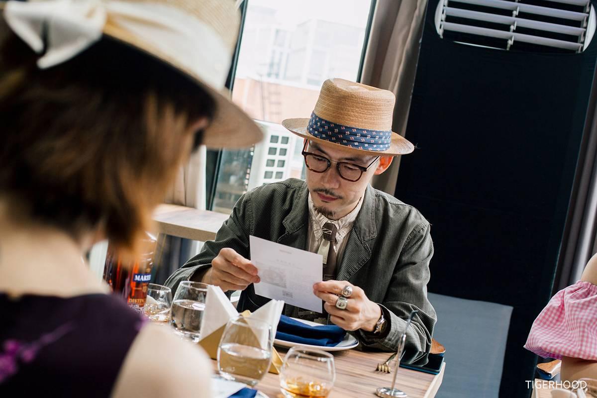 这家集创意与体验的好奇餐厅,汇集了全上海最具穿搭品位的复古达人