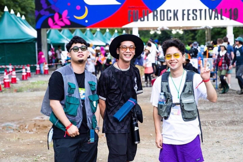 富士音乐节街拍特辑:这才是属于亚洲酷孩子们的完美夏天
