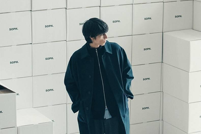 内敛高级的军事风休闲装阵容,SOPHNET.发布2019秋冬系列