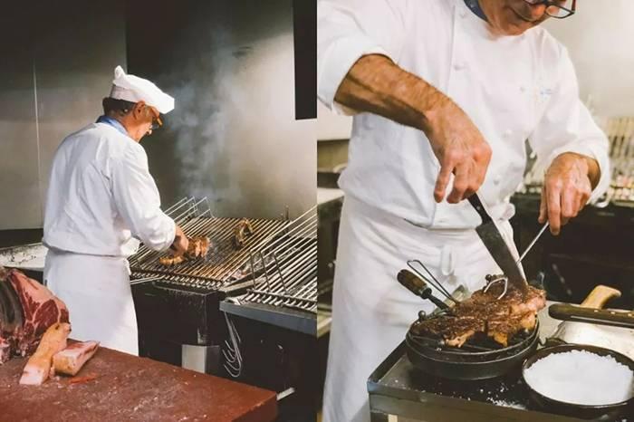 这家经营了35年的西班牙烤肉店的牛排到底有多好吃?