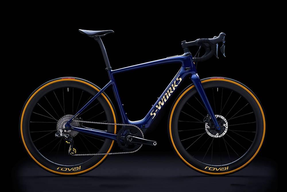 适合公路骑行的高性能e-bike,Specialized推出全新梦幻车款