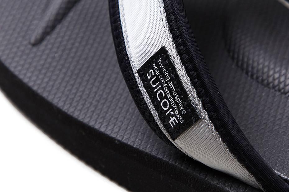 穿它在夏日肆意撒欢!DELUXE x SUICOKE推出新季合作款凉拖