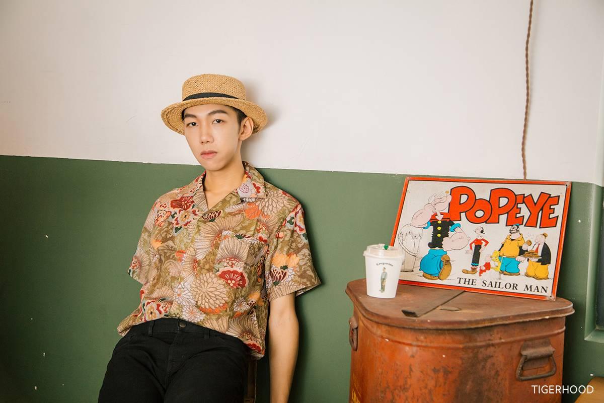 独家专访:《这就是原创》总冠军邓见超,是个会穿衣的时尚达人