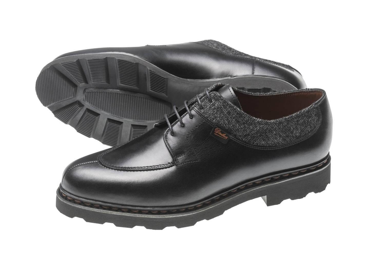 梦幻组合,Ermenegildo Zegna x Paraboot推出联名皮鞋