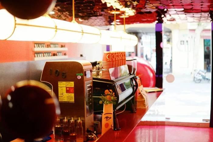 七夕节去哪约会,不如带她来上海这间充满爱的咖啡店