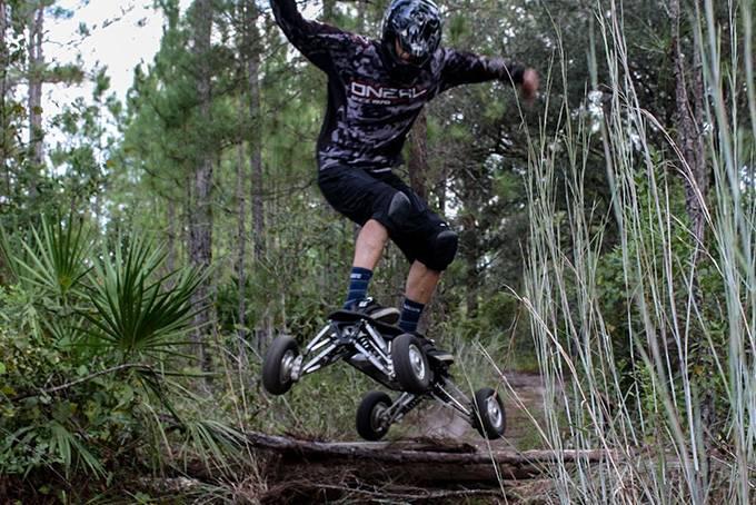 想要更刺激的户外冒险经历?不要错过Velox推出的电动越野滑板